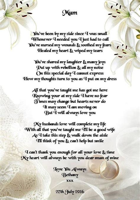 Wedding Advice Poem by 25 Best Ideas About Wedding Gift Poem On