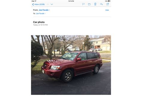 Toyota Highlander For Sale By Owner Used Toyota Highlander For Sale By Owner Sell My Toyota