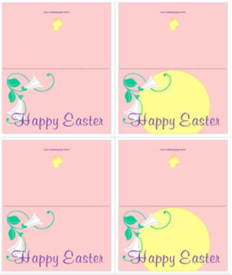 Gift Card Manufacturers Canada - easter gift cards