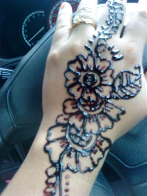 design henna kahwin khidmat inai andaman dan solekan di seremban negeri