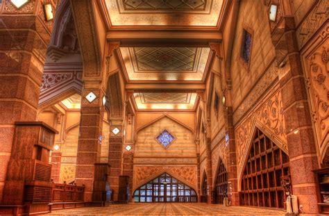 Hdr Interior Design by Putra Mosque Interior Design Hdr Creme