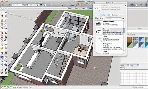 woninginrichting tekenen 3d ontwerp maken gratis interieur tekenprogramma s