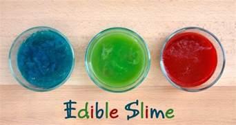 homemade edible slime rockin mama