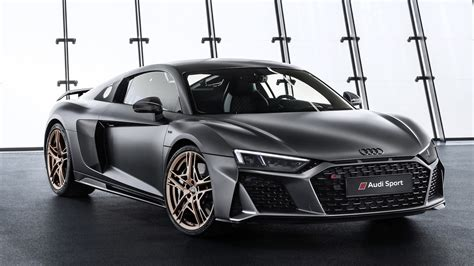 Audi R8 2020 Price by 2020 Audi R8 V10 Decennium Top Speed
