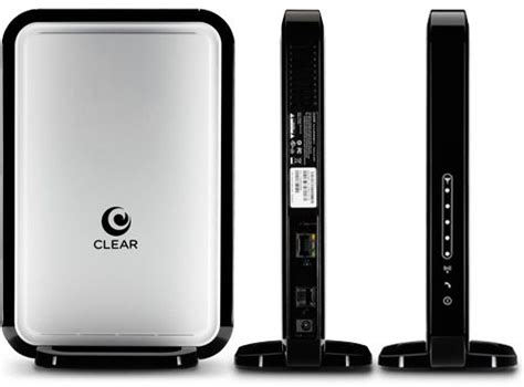 clear 4g home modem puts wimax in the home and is the