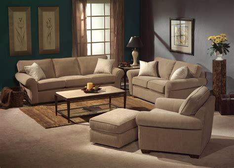 Flexsteel Living Room Leather Sectional Flexsteel Living Room Leather Three Cushion Sofa 3305 31