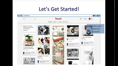 www pinterest com search how to search and follow people on pinterest youtube