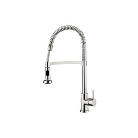 aquabrass kitchen faucets aquabrass volare wizard pull out dual mode kitchen faucet