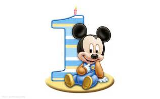 mickey mouse 1st birthday wallpaper 1116369
