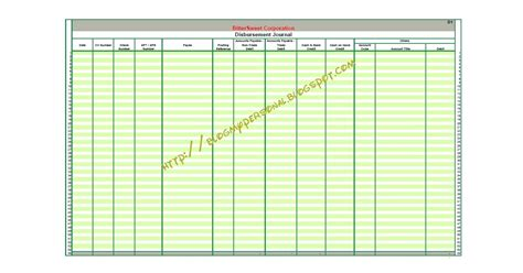 disbursement journal accounting books disbursement journal is she bs