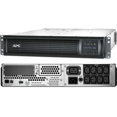 Ups Apc Smart Smt3000rmi2u apc smart ups 3000va lcd rm 2u 230v 2700w smt3000rmi