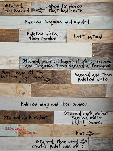 create a faux wood pallet wall wendy james designs 222 best accent walls metal wood brick images on