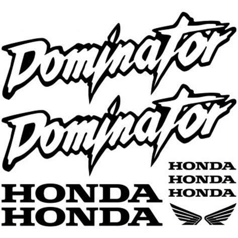 Honda Transalp 650 Aufkleber by Wandtattoos Folies Honda Transalp 600v Aufkleber Set