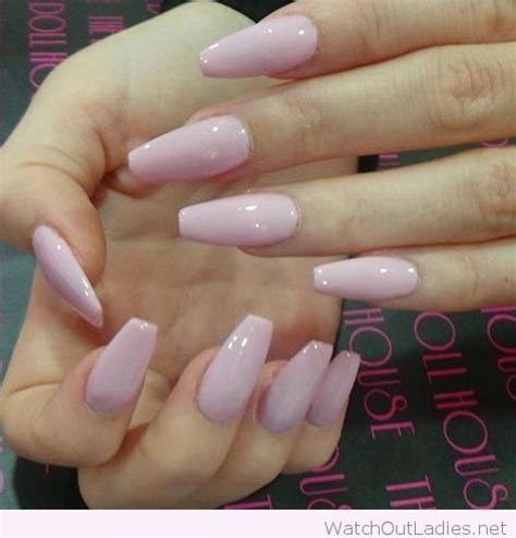 light nail image gallery light purple nails