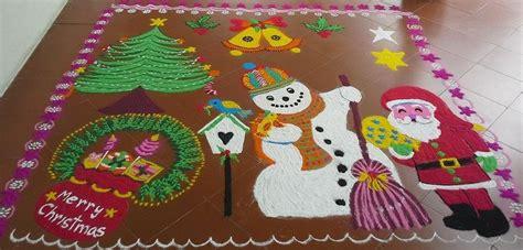 rangoli themes on social issues beautiful rangoli designs for christmas