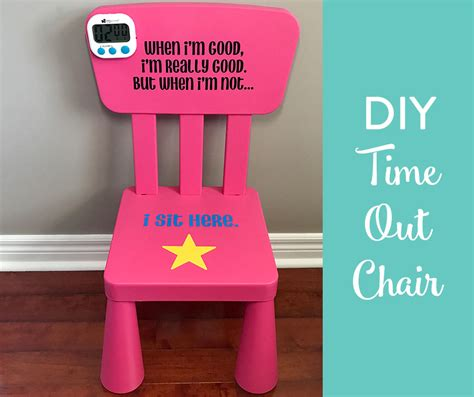 Diy Time Out Stool by Diy Time Out Chair The Inspired Home