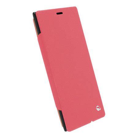 Krusell Malmo Flipcase Blackberry Q20 Classic Black krusell malmo flipcover for nokia lumia 1520 pink mobilefun