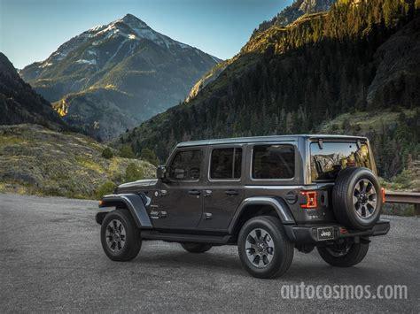 jeep wrangler easter eggs los easter eggs nuevo jeep wrangler 2018 autocosmos com