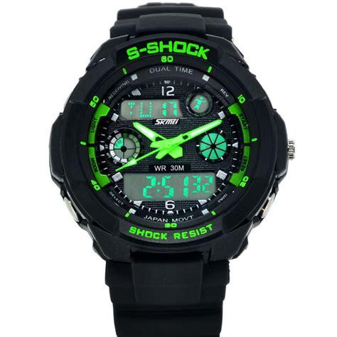 Best Sale Skmei Original new shock skmei electronic g dual display fashion s