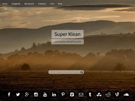 theme wordpress klean free and premium wordpress themes divjot co