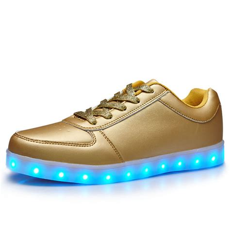 Light Shoes by 2016 New Chaussure Lumineuse Enfant Gar On Usb