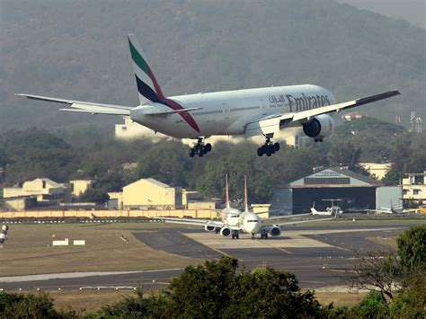 emirates hyderabad guide to aviation and spotting in india airport spotting