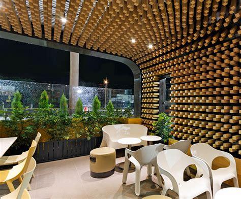 cafe interior design trends 2015 mccafe interior decor by solis colomer arquitectos