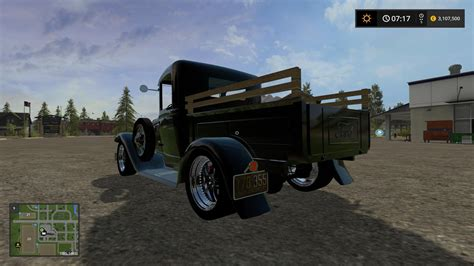 1930s Ls 1930 ford model a truck v1 0 car farming simulator 2017