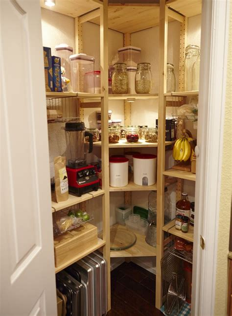 ivar kitchen hack ikea ivar built in pantry all components purchased separately then took apart the ends of the