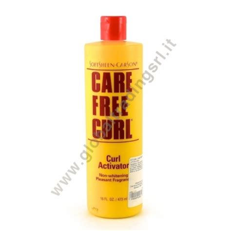 care free curl activator on hair care free curl activator lotion 473ml global trading srl