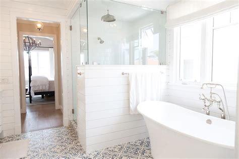 shiplap tub surround shiplap bathroom design ideas