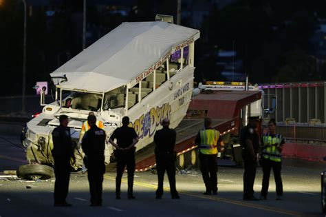 duck boat rides near me critics say duck boats are too dangerous for city streets