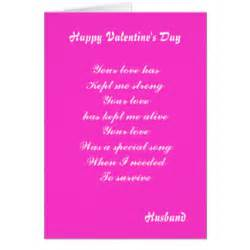 husband poems cards husband poems card templates postage invitations
