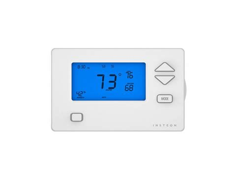 home automation insteon thermostat 2732 522