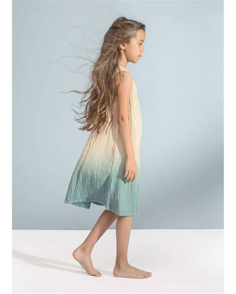 a line ombre ombre dress a line kids on the moon mylittleceleb
