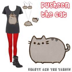 pusheen the cat polyvore