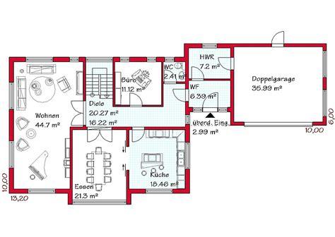 grundrisse einfamilienhaus mit doppelgarage grundriss einfamilienhaus mit integrierter garage
