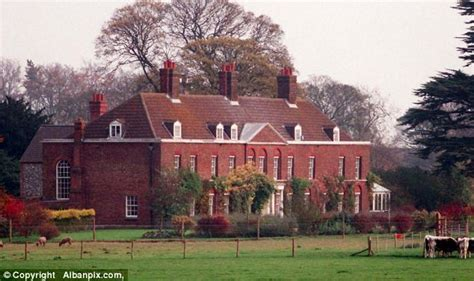 william and kate residence kate middleton and prince william s sandringham home to