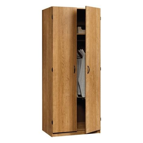 sauder beginnings 71 in wardrobe storage cabinet