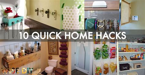 home hacks diy 10 amazing and quick home hacks you ve never seen page 7