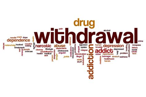 Detoxing Of Drugs by Withdrawal Symptoms His And Houses