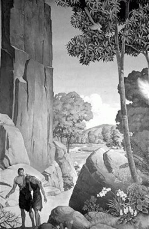 Fall of Adam - Mormon Bible