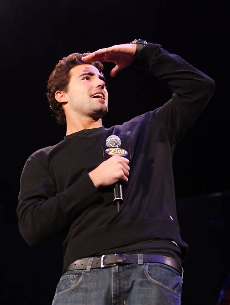 Brody Jenner Is With Blls by Brody Jenner In Z100 S Jingle 2008 Show Zimbio