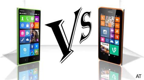 Nokia Lumia X2 nokia x2 vs nokia lumia 630