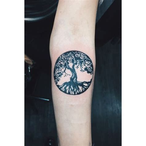 51 classic tree tattoos for best 25 forearm tree ideas on forest