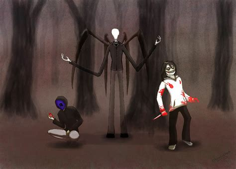 imagenes de jack vs jeff the killer the gallery for gt jeff and eyeless jack