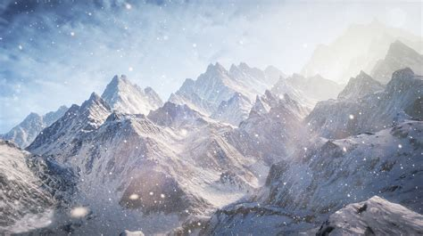 Home Design 3d Ios Review by 3d Wallpaper Nature Mountains 3d Mountains Snow Clouds