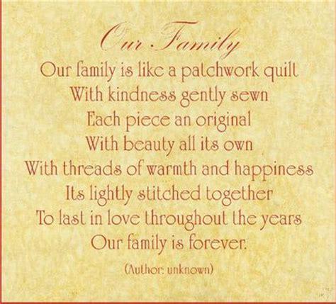 Patchwork Poem - baby funeral program
