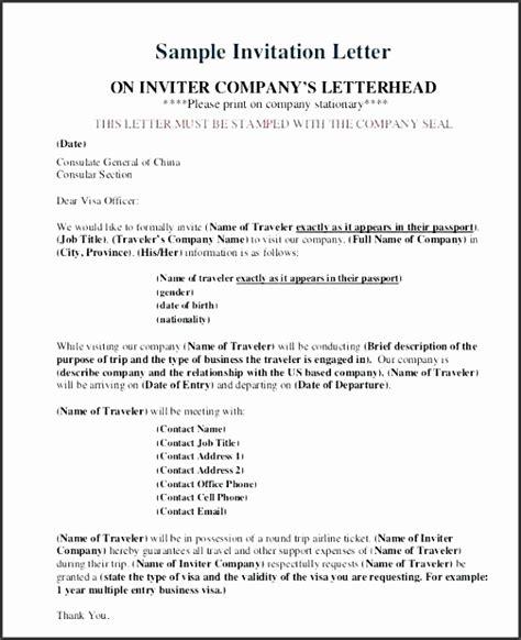 sample formal business invitation letter