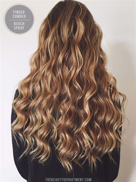 hairstyles using curling wand 5 ways to wand waves wand naturally wavy hair and hair